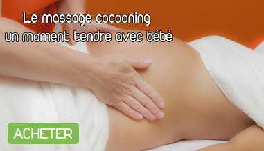 Le massage Cocooning